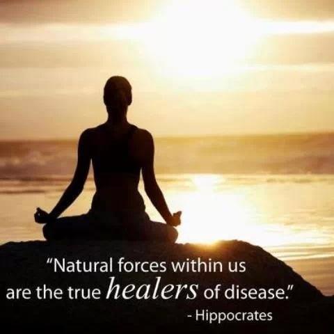 Yin Yoga for illness